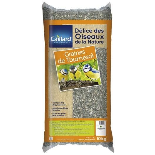 Graines de tournesol pfctol10 plastique leroy merlin - Graines de tournesol pour oiseaux ...