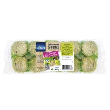 Boules de graisse Pfcbou10-bx238 plastique