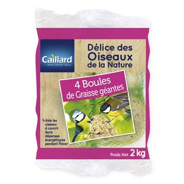 Boules de graisse Pfcboug4-bx81 plastique