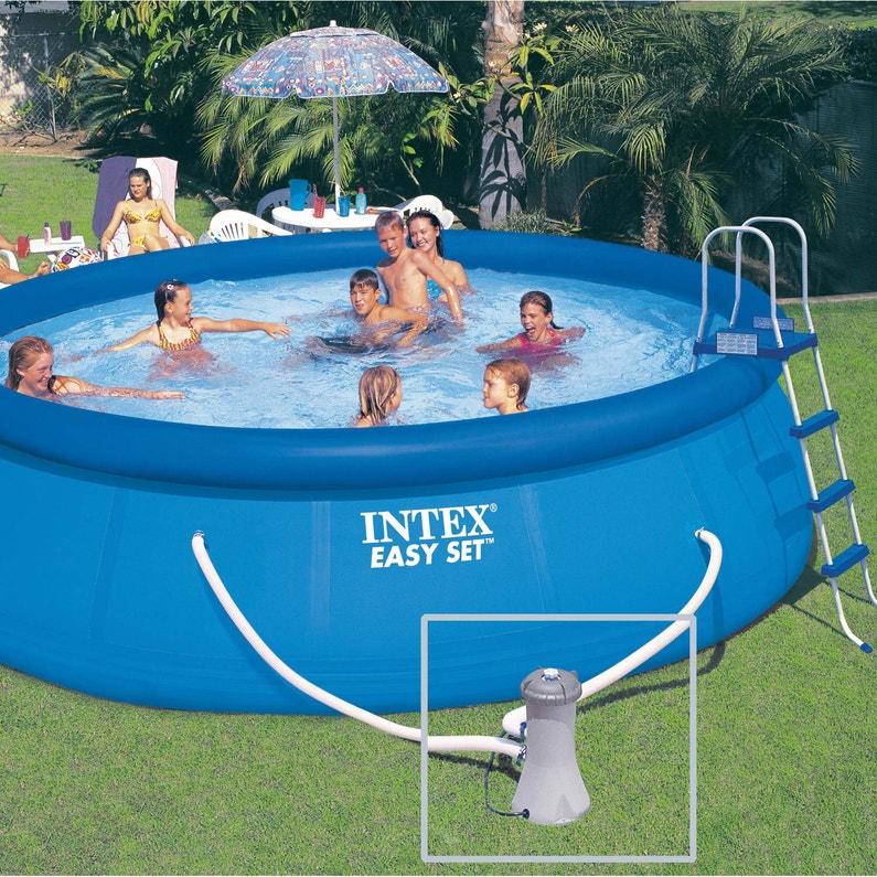 alarme piscine intex