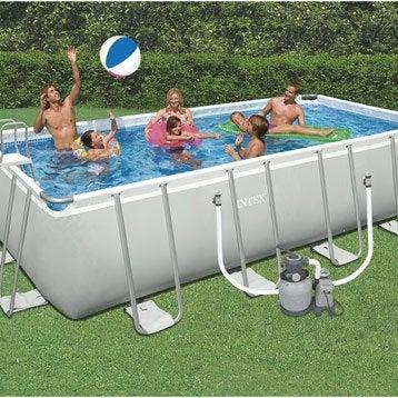 piscine - piscine hors sol, gonflable, tubulaire | leroy merlin