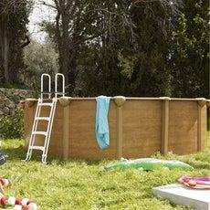 piscine piscine hors sol gonflable tubulaire leroy. Black Bedroom Furniture Sets. Home Design Ideas