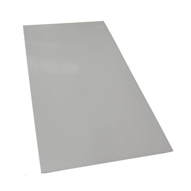Plaque Polyester Incassable Transparente Lisse L200 X L100 Cm Ep2 Mm