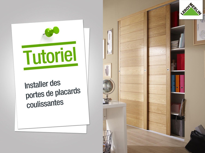 Construire Un Placard Suite Et Fin De La With Construire Un  # Comment Fabriquer Un Placard Salon