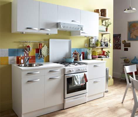 Petite Cuisine Fonctionnelle tout savoir sur l'aménagement d'une petite cuisine | leroy merlin