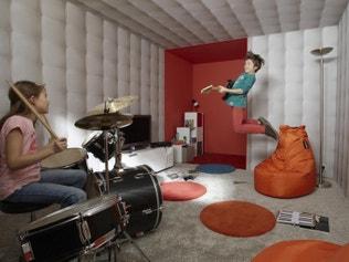 comment isoler les murs int rieurs avec de la laine de verre leroy merlin. Black Bedroom Furniture Sets. Home Design Ideas