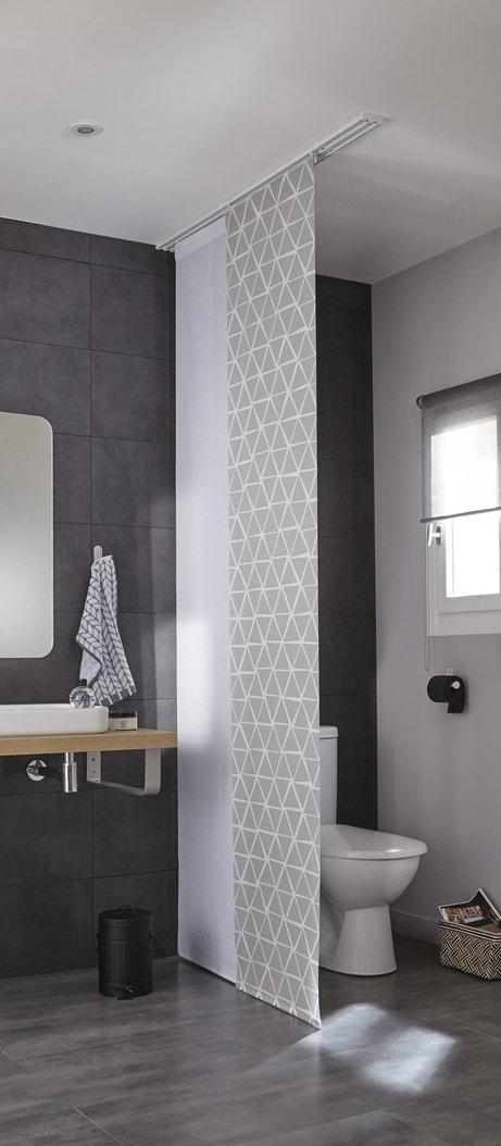 Panneaux japonais dans votre salle de bains