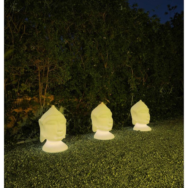 Lampe de jardin extérieure Goa E27 800 Lumen blanc NEWGARDEN
