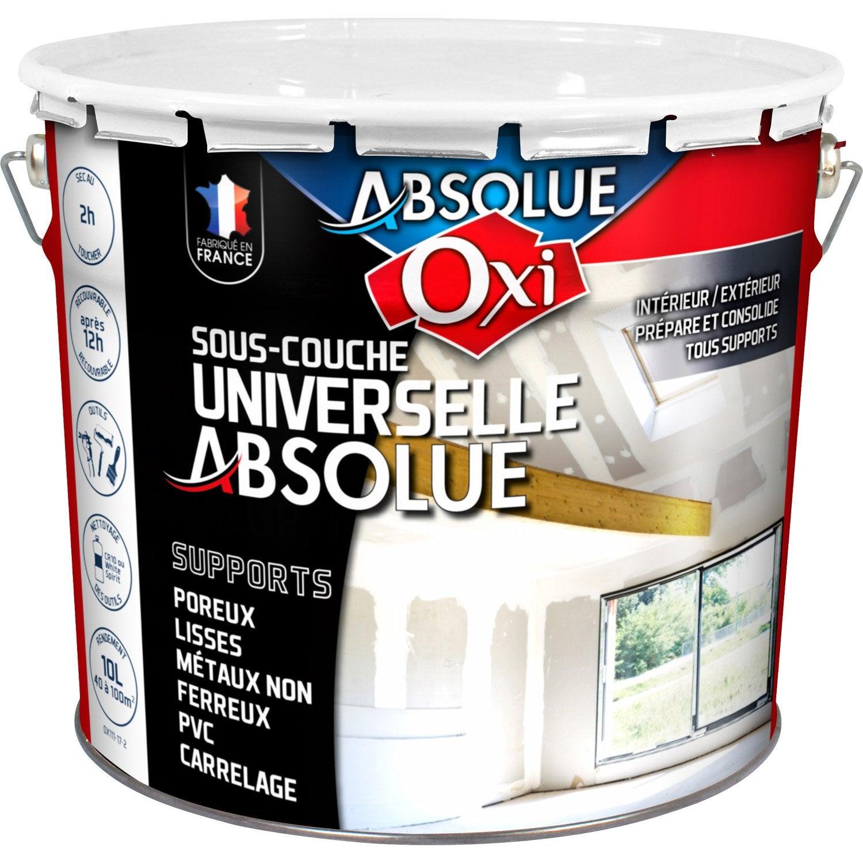 Sous Couche Universelle, Absolue OXYTOL 10 L ...