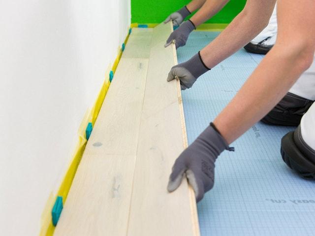 sol stratifi effet carreaux ciment bleu mix effet carreaux de ciment ep 8 mm leroy merlin. Black Bedroom Furniture Sets. Home Design Ideas