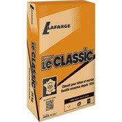 Ciment gris 32.5 r NF Le classic® LAFARGE, 35 kg