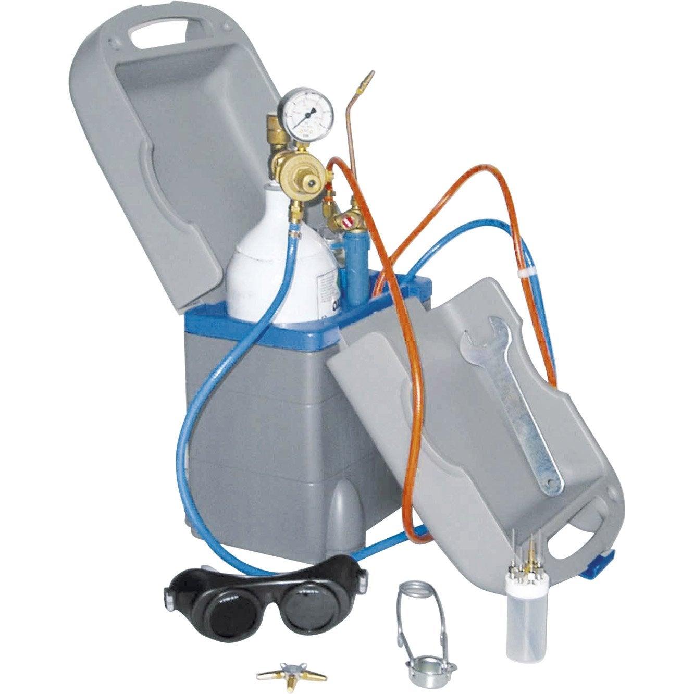 poste souder bigaz campingaz oxypower r 500 leroy merlin. Black Bedroom Furniture Sets. Home Design Ideas