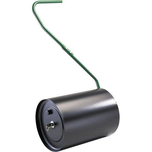 Rouleau acier ISEO, manche métal