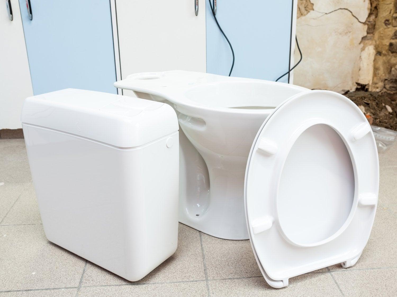Comment Installer Toilette Suspendu installer des wc | leroy merlin