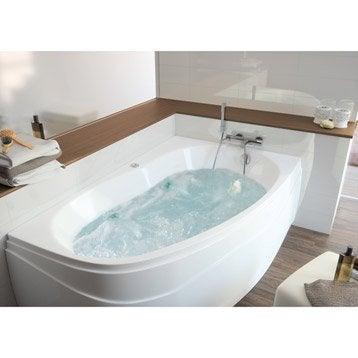 baignoire baln o baignoire baln o spa et sauna leroy merlin. Black Bedroom Furniture Sets. Home Design Ideas