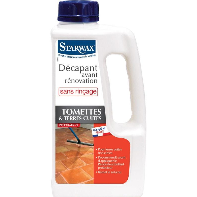 Décapant Tomette Starwax 1 L