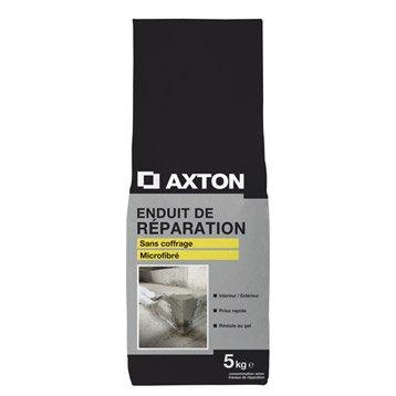 Enduit de réparation AXTON, 5 kg