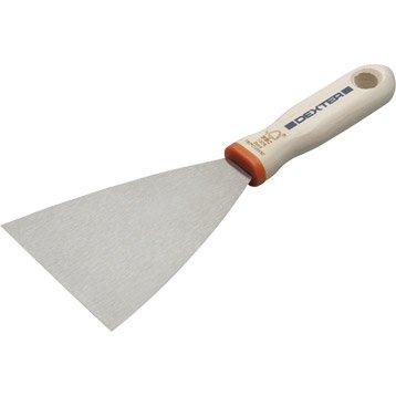 Couteau de peintre acier traité 10 cm