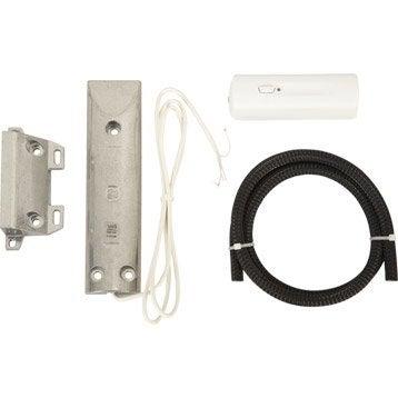 Détecteur d'ouverture de porte de garage SOMFY 2400551