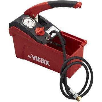 Pompe d'épreuve manuelle VIRAX