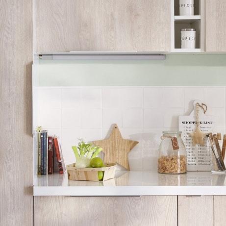 Des portes de cuisine décor bois