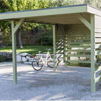 Abri de jardin abri de jardin en bois cabane chalet for Idee de genie jardin