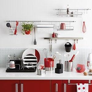 Cuisine quip e am nagement cuisine et kitchenette leroy merlin for Accessoires cuisine leroy merlin