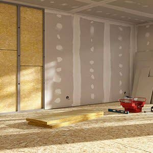 Isolation isover knauf ursa isolation thermique mur for Polystyrene isolation mur interieur