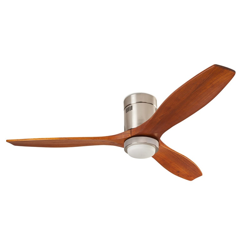 Ventilateur Stem Marron 56x Led 15 W