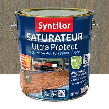 Saturateur SYNTILOR Ultra protec 2.5 l, gris
