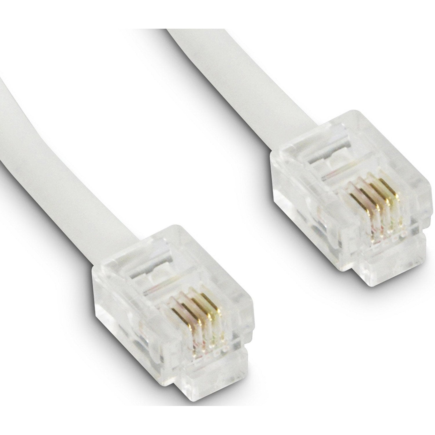 Networking Cables & Adapters Computers/tablets & Networking Smart 10m Rj11 Usages Multiples Extension Fil Câble Rallonge Câble Téléphone Modem