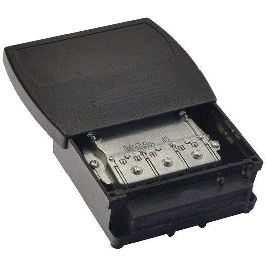 Répartiteur Amplificateur Coupleur Réception Tictloundtaseml