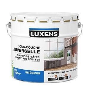 Souscouche Peinture Et Enduit De Lissage Rebouchage Leroy Merlin - Sous couche de peinture