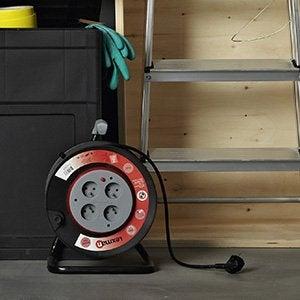 18d8c163a93e0 Rallonge, multiprise, enrouleur et câble électrique