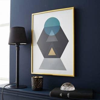 stickers cadre affiche et miroir decoration With carrelage adhesif salle de bain avec ampoule led 60w