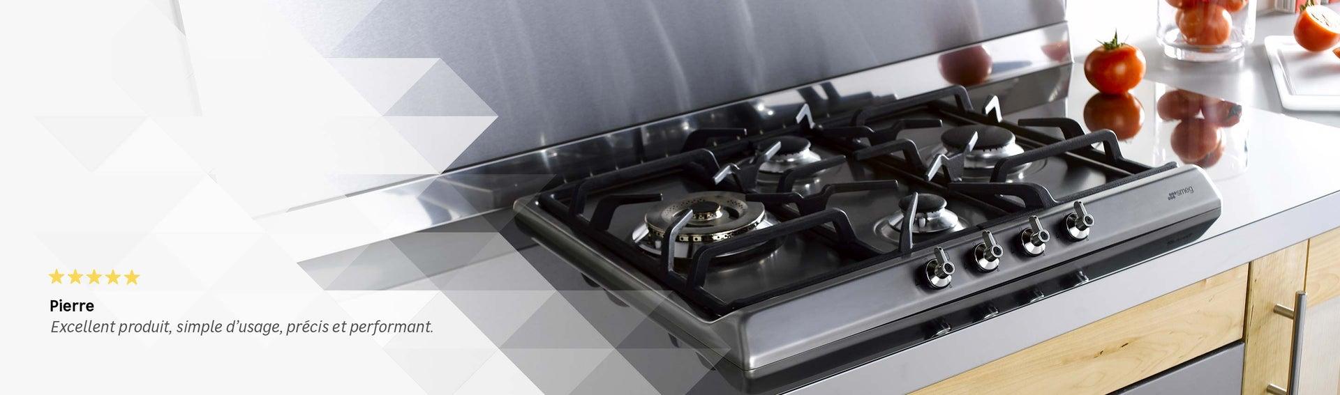 electrom nager four hotte r frig rateur et plaque de cuisson leroy merlin. Black Bedroom Furniture Sets. Home Design Ideas