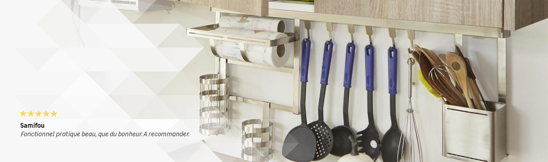 Poubelle tabouret et accessoires de cuisine range for Accessoire cuisine