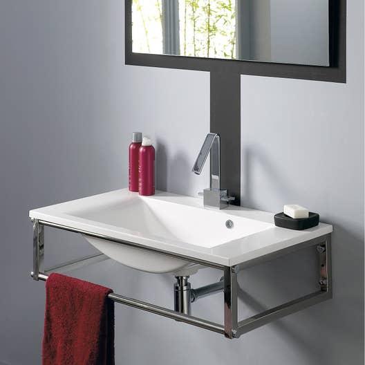 vasque en résine salle de bain