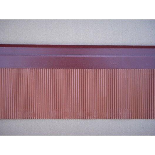 beautiful solin mastic bavette lmc virano rouge l mm x l with lmc virano. Black Bedroom Furniture Sets. Home Design Ideas