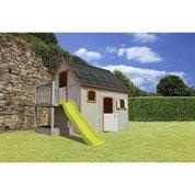 Maisonnette bois Duplex SOULET , 6.5 m²