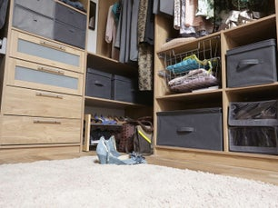 dressing rangement am nagement tag res portes de. Black Bedroom Furniture Sets. Home Design Ideas