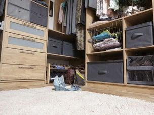 tout savoir pour am nager les rangements leroy merlin. Black Bedroom Furniture Sets. Home Design Ideas