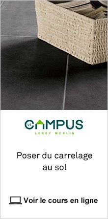 Campus-carrelage sol