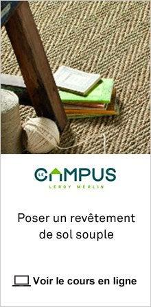 Campus-cours-revetement sol souple