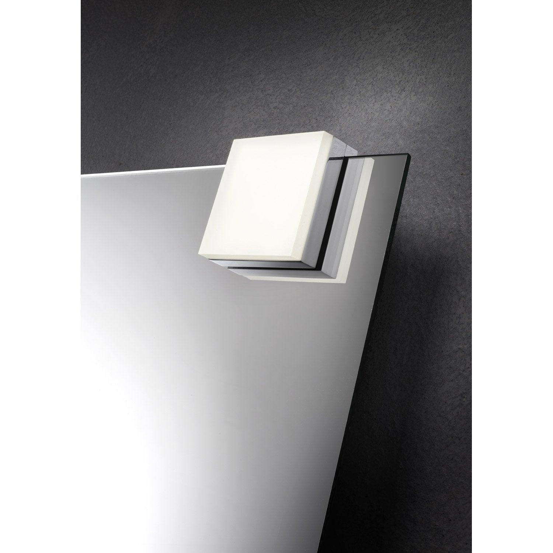Merlin Garage Door Light Stays On: Spot à Fixer Sur Miroir Glow, LED 1 X 5 W, LED Intégrée