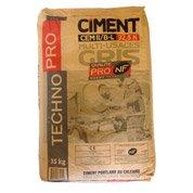 Ciment gris 32.5 r NF Cemii TECHNOPRO, 35 kg