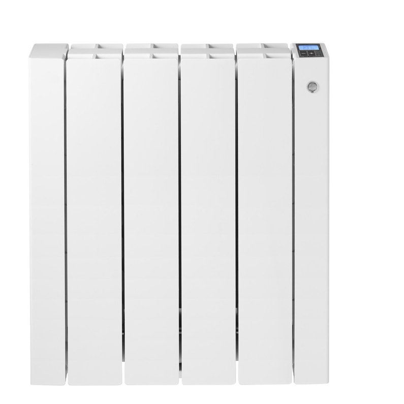 Radiateur électrique à Inertie Pierre Acova Soya Lcd 750 W Leroy