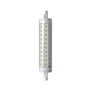 Ampoule tube LED 9W (équiv 75W) R7S, 118mm 4000K LEXMAN
