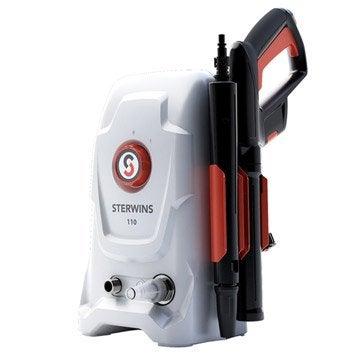 Nettoyeur haute pression électrique STERWINS Compact, 110 bar(s), 360 l