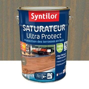 Saturateur SYNTILOR Ultra protec 5 l, gris